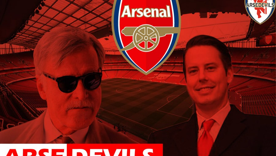 Kroenke, marc overmars director of football