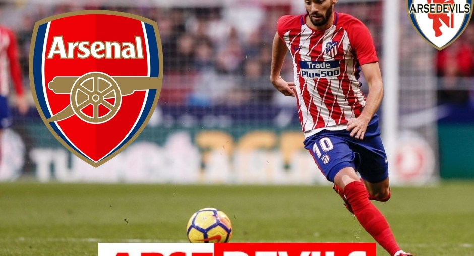 Yannick Carrasco move to Arsenal