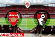 Bournemouth vs Arsenal Predicted Lineup
