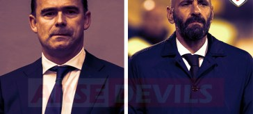 Director of Football, Monchi, Marc Overmars