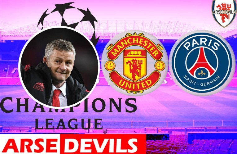 Paris Saint Germain, United Vs PSG
