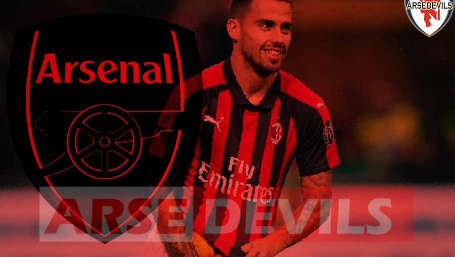 Suso, Suso to Arsenal