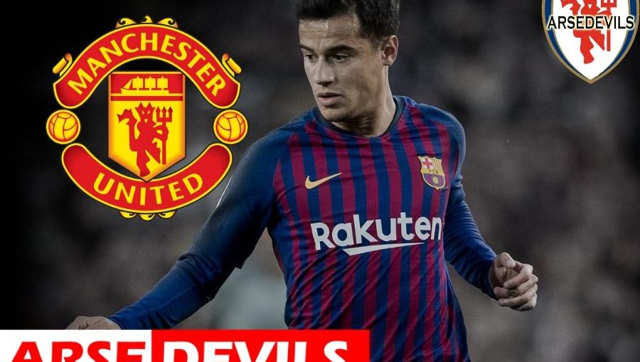Philippe Coutinho, Coutinho linked to United