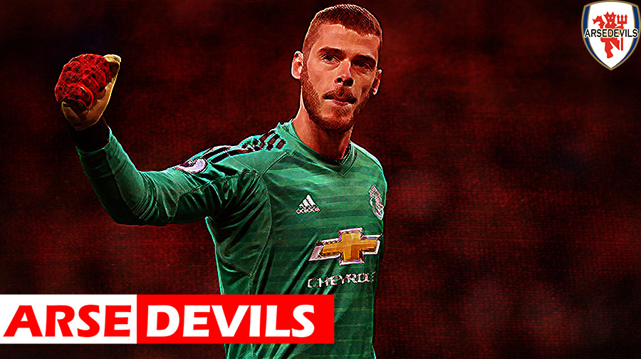 David de Gea De Gea contract extension, De Gea linked to PSG Solskjaer