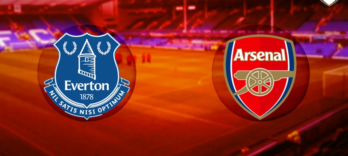 Everton, Everton Vs Arsenal