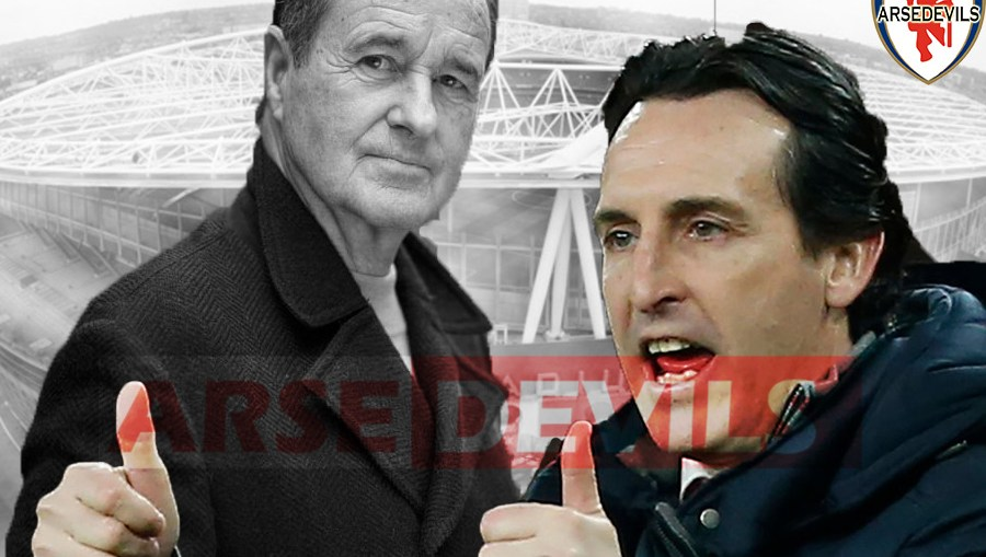 George graham reveals what emery did wrong at arsenal