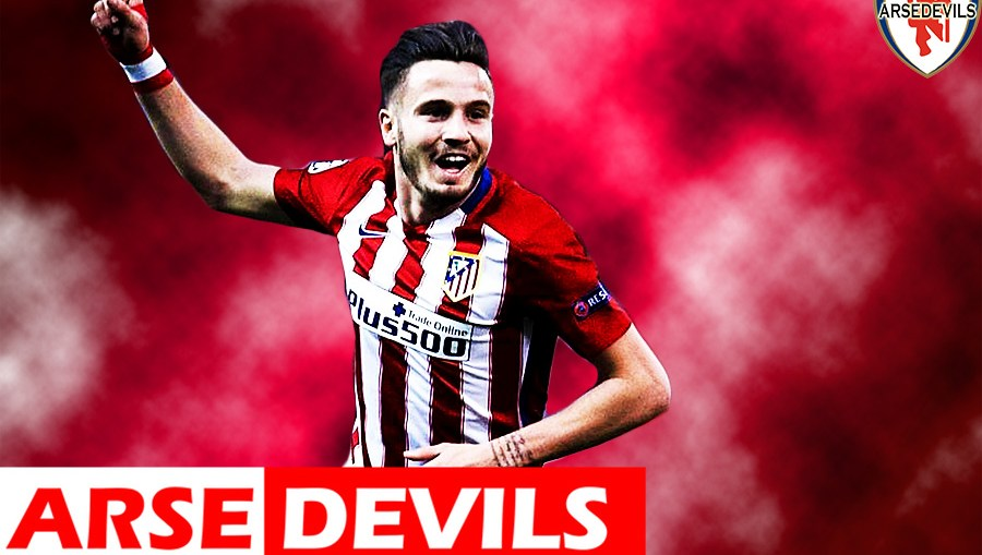 Saul Niguez, Saul Niguez linked to United