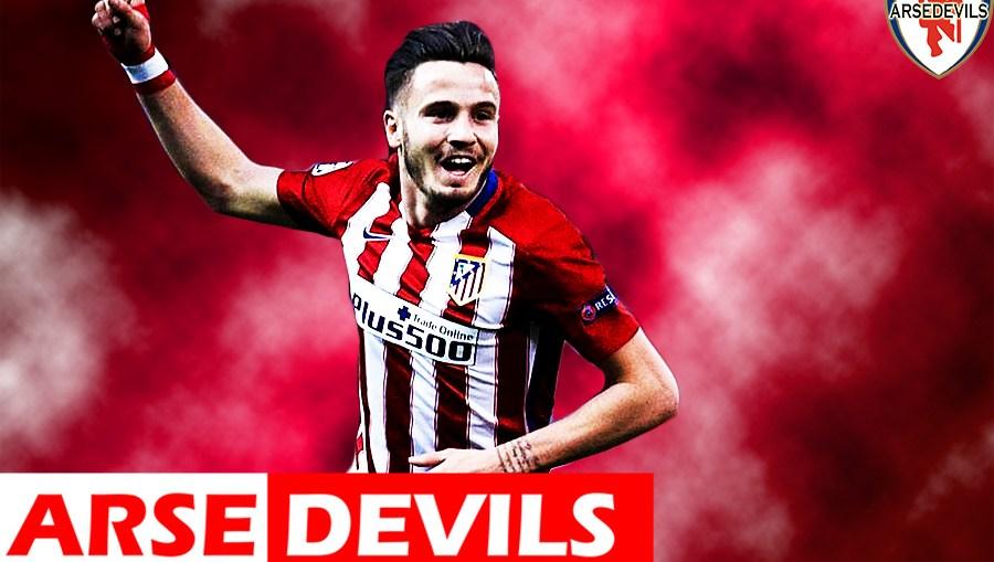 Saul Niguez, Saul Niguez linked to United