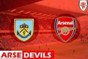 Burnley, Burnley Vs Arsenal