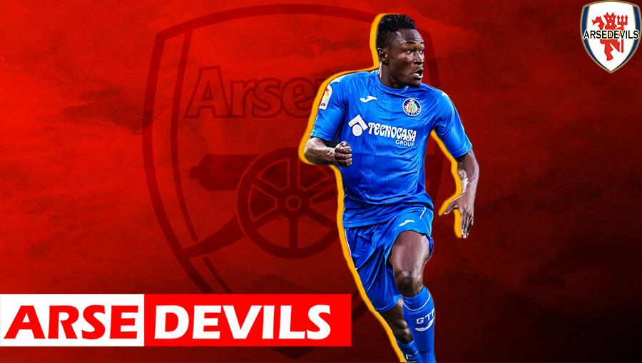 Djene Dakonam, Djene Dakonam linked to Arsenal
