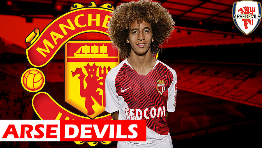 Hannibal Mejbri, Hannibal Mejbri linked to United