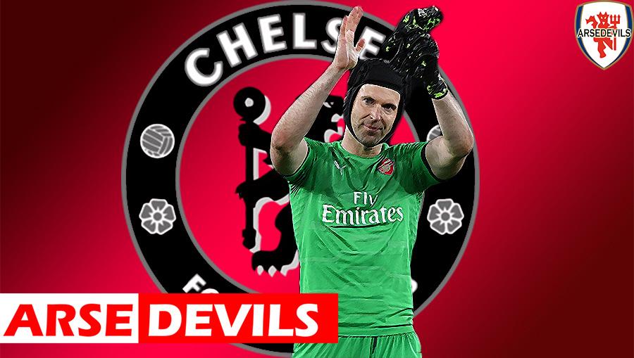 Petr Cech, Cech, Cech joining Chelsea