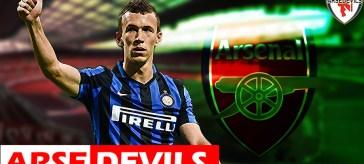 Ivan Perisic, Perisic, Perisic linked to Arsenal