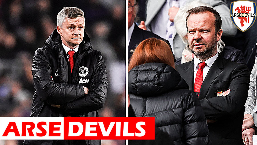 Manchester United, Ed Woodward, Ole Gunnar Solskjaer, transfer window