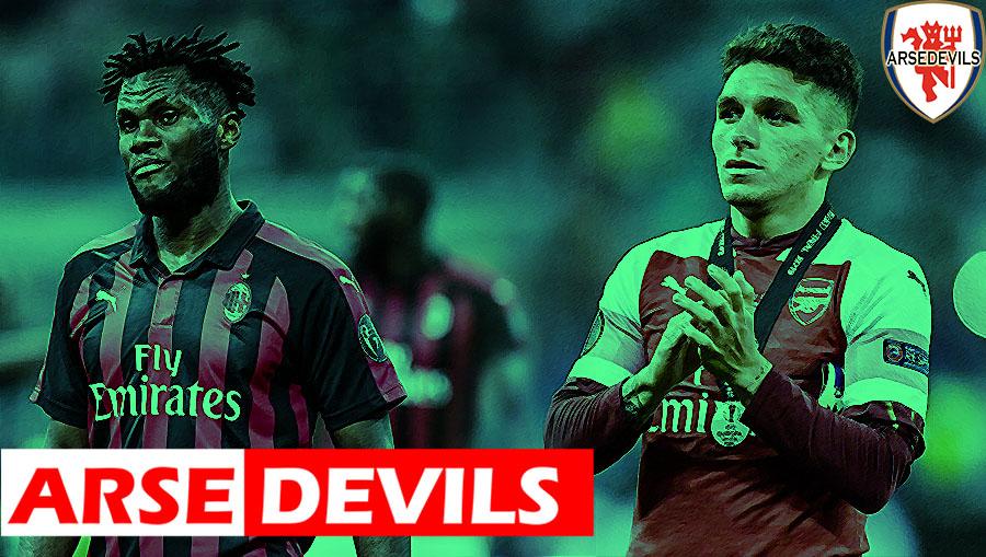 Lucas Torreira, Torreira, Frank Kessie, Torreira linked to AC Milan