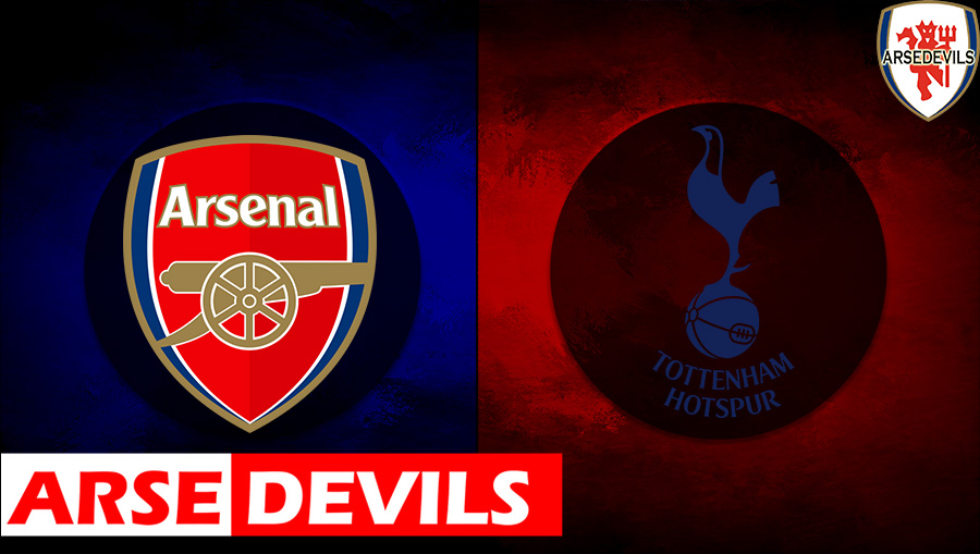 Arsenal Vs Tottenham, North London Derby