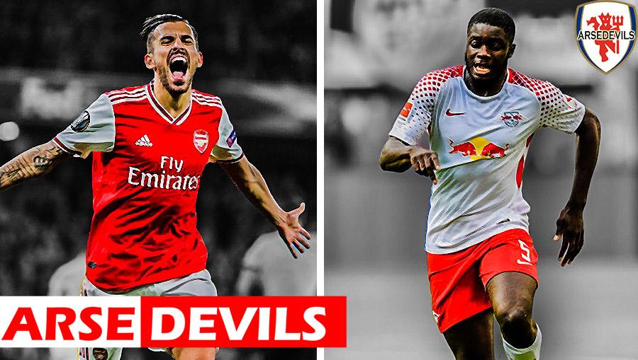 Upamecano, Ceballos, Arsenal transfer