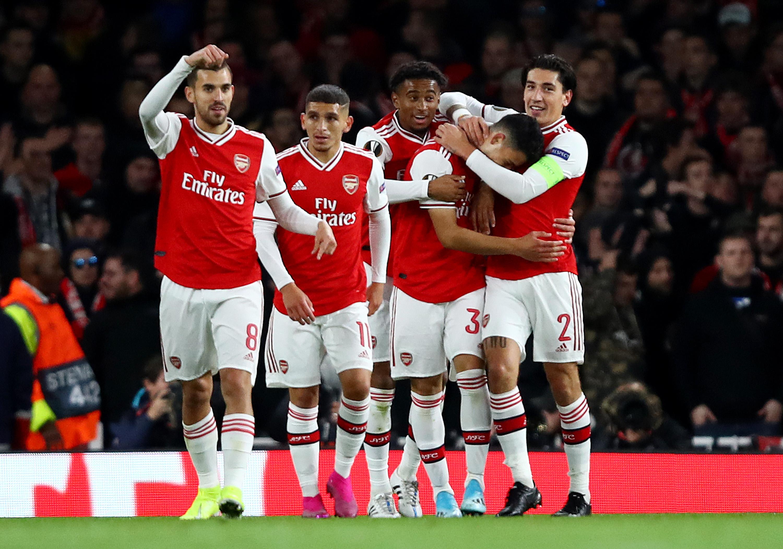 Vitoria Vs Arsenal