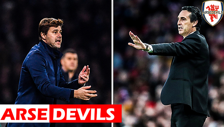 Pochettino, Emery