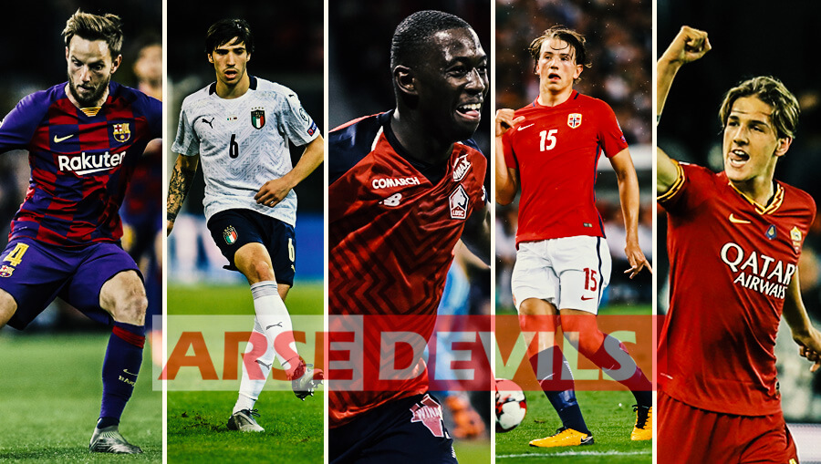 United January Transfer targets, Ole, Solskajer