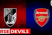 Vitoria, Vitoria Vs Arsenal