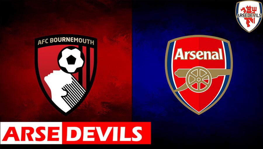 Bournemouth Vs Arsenal, Bournemouth