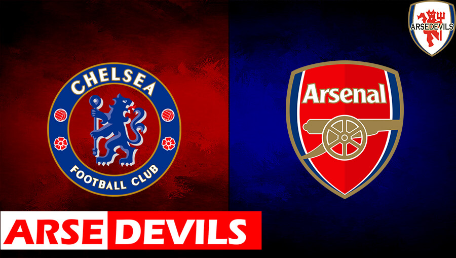 Chelsea vs Arsenal, Chelsea Vs Arsenal