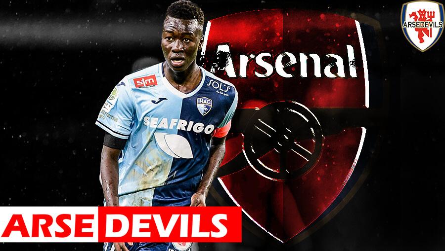 Pape Gueye, Pape gueye linked to Arsenal