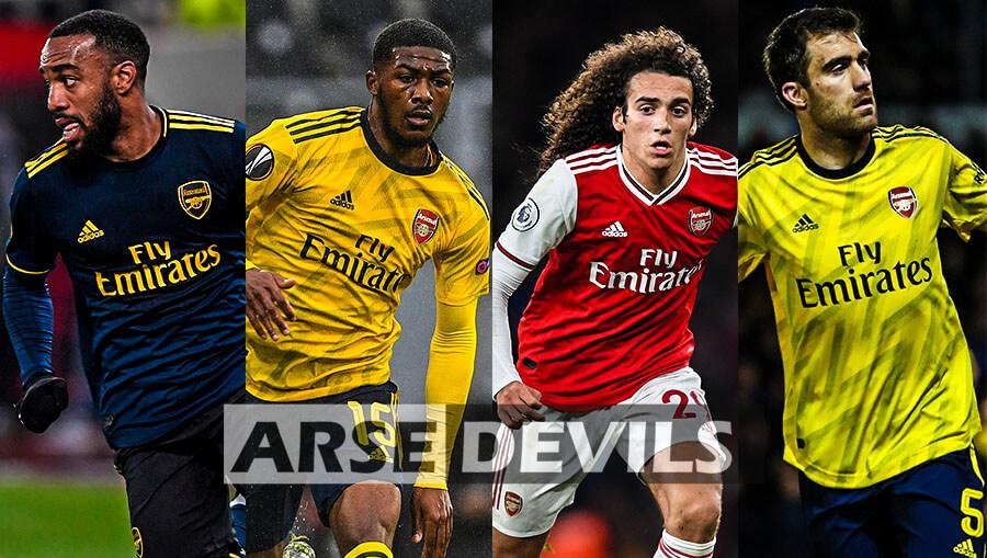 Arsenal summer exits, Arsenal