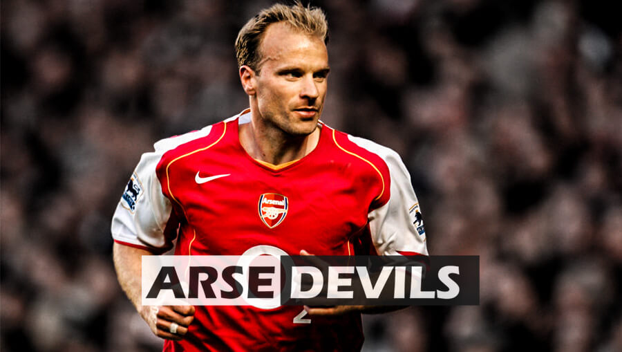 Dennis Bergkamp, Newcastle United vs Arsenal, Leicester City vs Arsenal