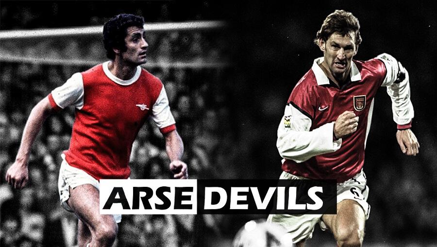 Frank McLintock, Tony Adams, Arsenal captain