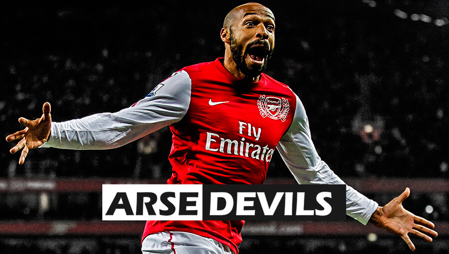 Thierry Henry, Arsenal