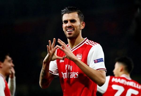 Dani Ceballos, Arsenal