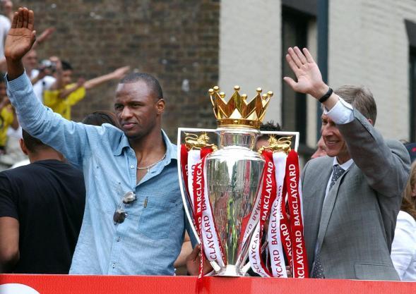 Arsenal Arsene Invincibles
