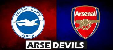 Brighton vs Arsenal, Brighton, Brighton v Arsenal