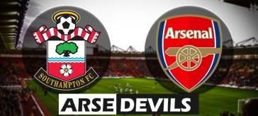 Southampton Vs Arsenal, Southampton Arsenal