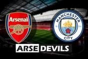 Arsenal vs Manchester City, Arsenal vs Man City, Arsenal v City