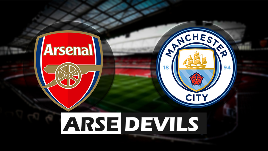 Arsenal vs Manchester City, Arsenal vs Man City