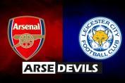 Arsenal vs Leicester, Arsenal Leicester City