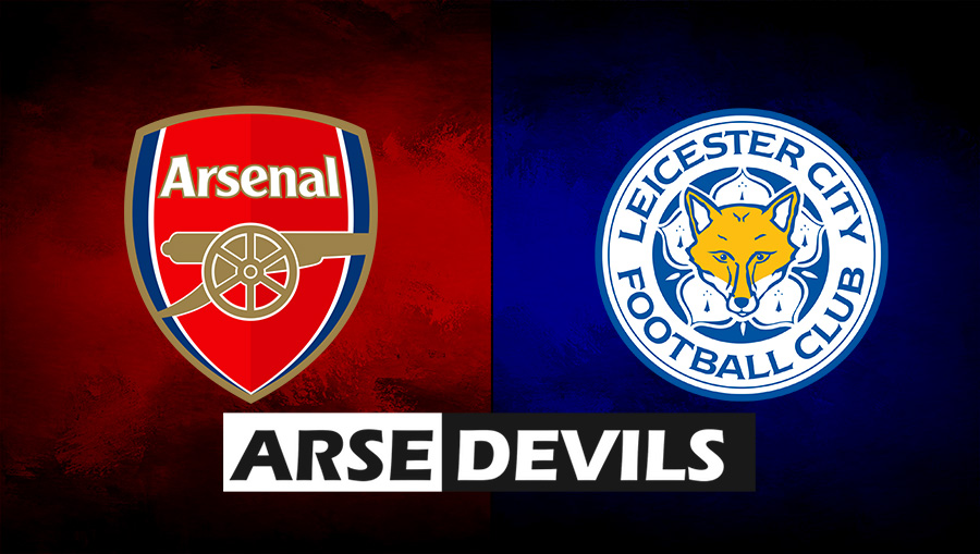 Arsenal vs Leicester, Arsenal Leicester City