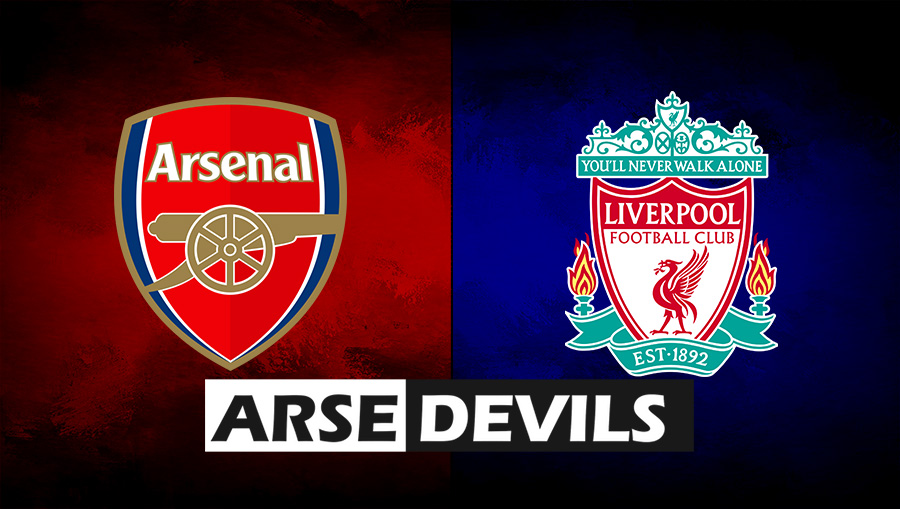 Arsenal vs Liverpool, Arteta Liverpool, Community Shield