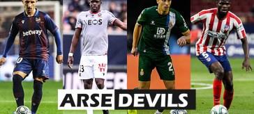 Four quality players, Bardhi, Sarr, Roca, Partey
