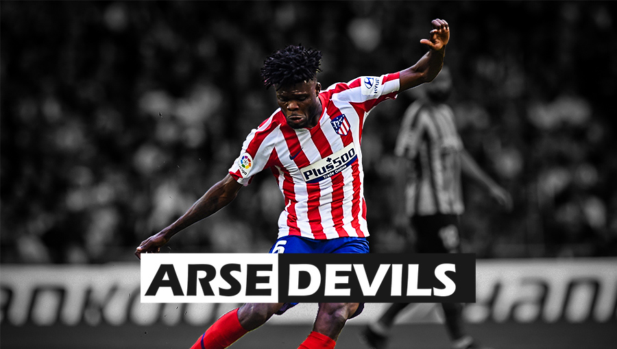 Thomas Partey, Thomas Arsenal