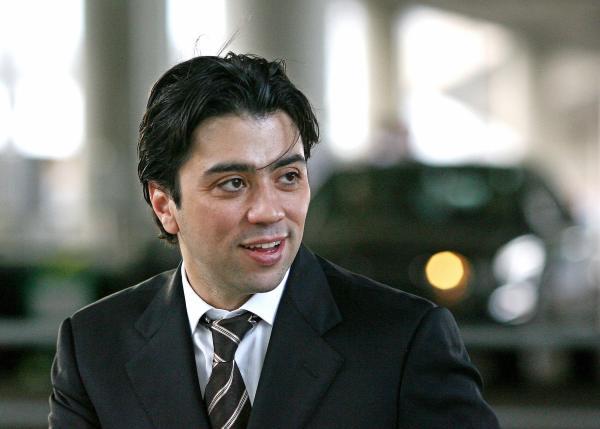 Kia Joorabchian, Raul Sanllehi, super-agents