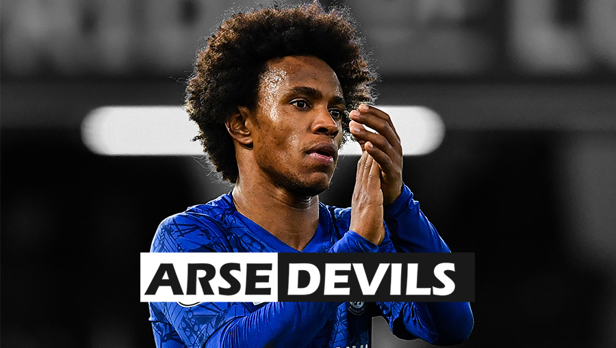 Willian, Willian linked to Arsenal