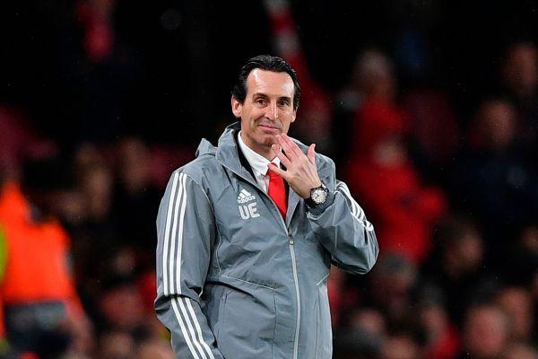 Emery, Arsenal