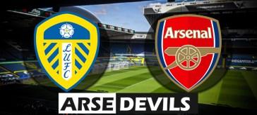 Leeds United vs Arsenal