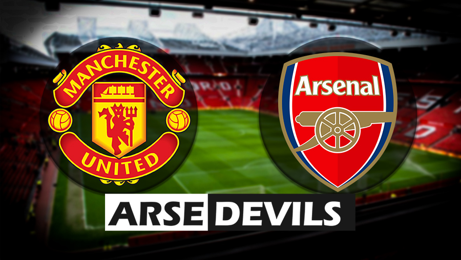 United vs Arsenal