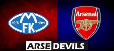 Molde Arsenal team news and lineup