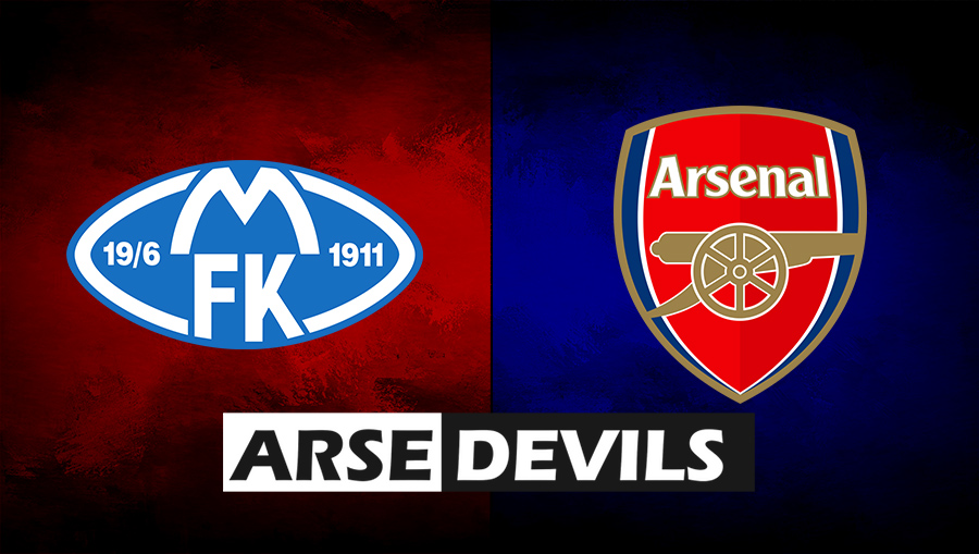 Molde Arsenal team news and lineup